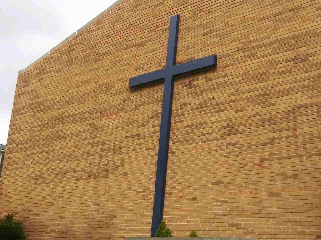 New-exterior-Cross-St.-Philips-Lutheran-Detroit
